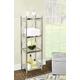 Skylar Pinnacle Four Tier Shelf