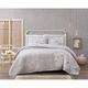 Floral Cotton Twin XL Quilt Set
