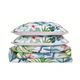 3 Piece Full or Queen Oceanfront Resort Tropical Bungalow Duvet Set