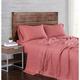 Linen Brooklyn Loom Queen Sheet Set