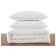 Tufted Brooklyn Loom Twin XL Comforter Set