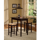 Brady 3-Piece Counter Height Set