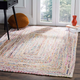 Reversible 8' x 10' Area Rug