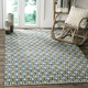 Hand Crafted 8' x 10' Area Rug
