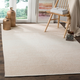 Flat Weave 6' x 9' Area Rug