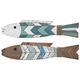 Pez Rutliff Wood Fish (Set of 2)