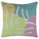 Floral Cotton Decorative Pillow