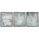 Isla Genevere Framed Oil Painting (Set of 3)