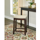 Allure Backless Counter Stool