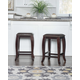 Margarite San Francisco Square Top Counter Stool