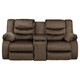 Chivington Reclining Loveseat with Console