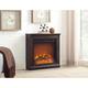 Slender Winnie Electric Fireplace