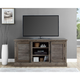 Weathered Oak Suki TV Console for TVs up to 65