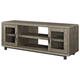 Weathered Oak Finish Sunland TV Console for TVs up to 55