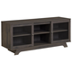 Woodgrain Finish Forrest TV Stand for TVs up to 55