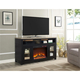Fireplace Kadin Electric TV Stand for TVs up to 60