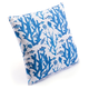 Modern Reef Print Pillow
