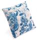 Modern Botanic Print Pillow