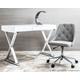 Gloss Finish Home Office Desk