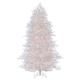 Decorative 7' Lightly Flocked White Twig Tree