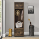 Cohen Entryway Hall Tree with Storage Bench