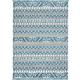 Accessory Kamala Ivory/Blue 5'3