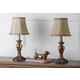 Urn Shaped Mini Table Lamp (Set of 2)