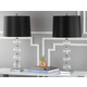 Stacked Globe Table Lamp (Set of 2)
