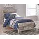 Effie Twin Panel Bed