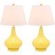 Antwerp Gourd Table Lamp (Set of 2)