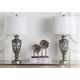 Urn Shaped Grecian Table Lamp (Set of 2)