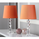 Tiered Orb Lamp (Set of 2)