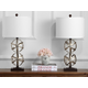 Double Sphere Shaped Table Lamp (Set of 2)