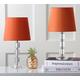 Crystal Cube Lamp (Set of 2)