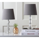 Crystal Cube Lamp (Set of 2)