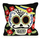 Decorative Liora Manne Mr. Horror Indoor/Outdoor Pillow 18