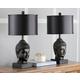 Buddha Shaped Table Lamp (Set of 2)