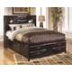 Kira California King Storage Bed with 8 Drawers