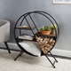 Round Tiered Accent Table