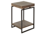 Floating Top End Table