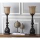 Antique Finished Arifact Table Lamp (Set of 2)