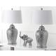 Jar Shaped Lamp (Set of 2)