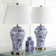 Spring Blossom Table Lamp (Set of 2)