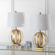 Sphere Shaped Euginia Table Lamp (Set of 2)