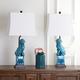 Foo Dog Table Lamp (Set of 2)