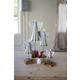 Decorative Galvanized Angels (Set of 4)
