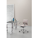 Low Back Glider Home Office Chair