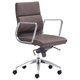 Low Back Engineer Home Office Chair