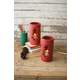 Decorative Christmas Luminary (Set of 2)