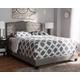 Vivienne Queen Upholstered Bed